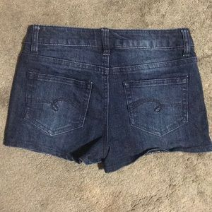 Justice Bottoms - Girls JUSTICE Jean Shorts Sz 10